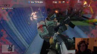 RZ showdown in Underground